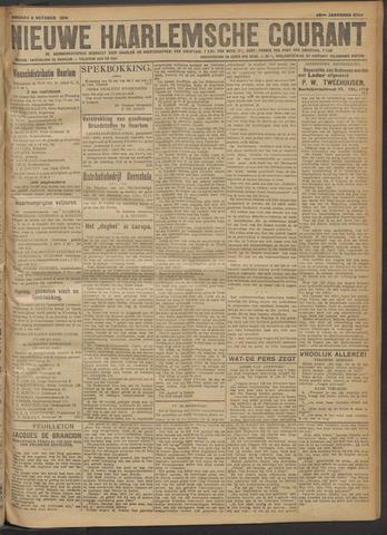 Nieuwe Haarlemsche Courant 1918-10-08
