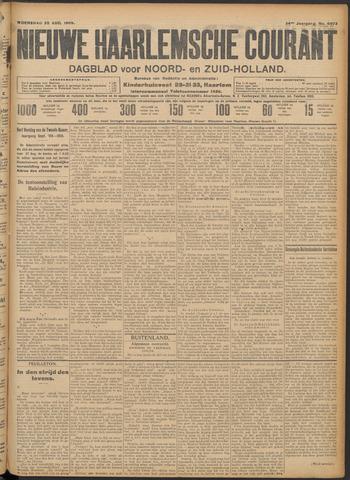 Nieuwe Haarlemsche Courant 1909-08-25