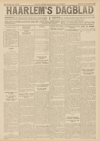 Haarlem's Dagblad 1926-09-28