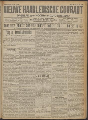 Nieuwe Haarlemsche Courant 1915-07-15