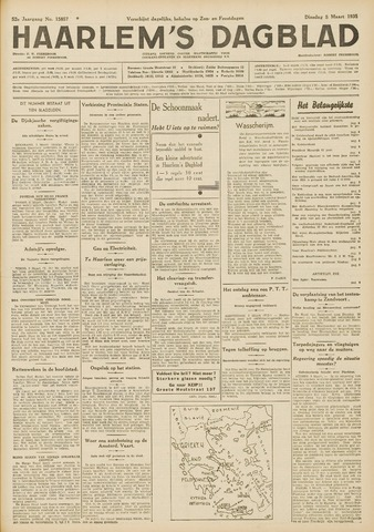 Haarlem's Dagblad 1935-03-05