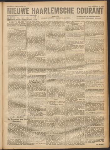 Nieuwe Haarlemsche Courant 1920-11-11