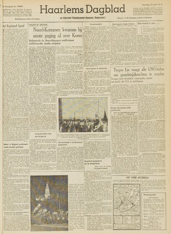 Haarlem's Dagblad 1950-07-15