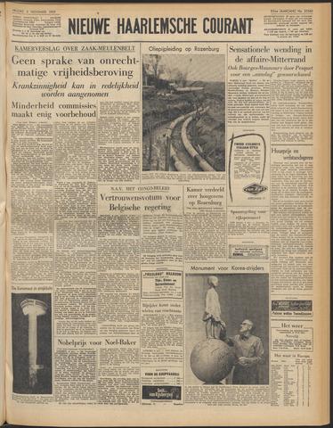 Nieuwe Haarlemsche Courant 1959-11-06