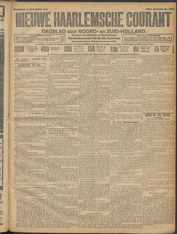 Nieuwe Haarlemsche Courant 1913-11-10