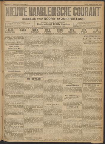 Nieuwe Haarlemsche Courant 1915-09-22