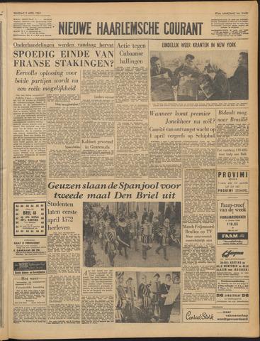 Nieuwe Haarlemsche Courant 1963-04-02