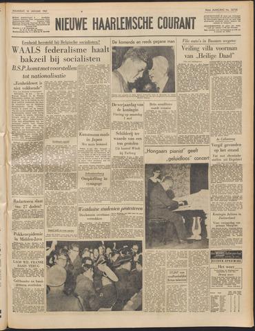 Nieuwe Haarlemsche Courant 1961-01-16
