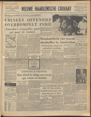 Nieuwe Haarlemsche Courant 1962-10-22