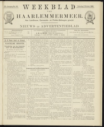 Weekblad van Haarlemmermeer 1886-10-02