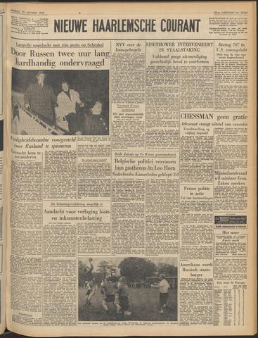 Nieuwe Haarlemsche Courant 1959-10-20