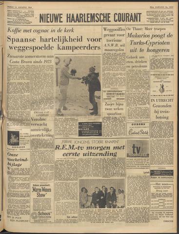 Nieuwe Haarlemsche Courant 1964-08-14