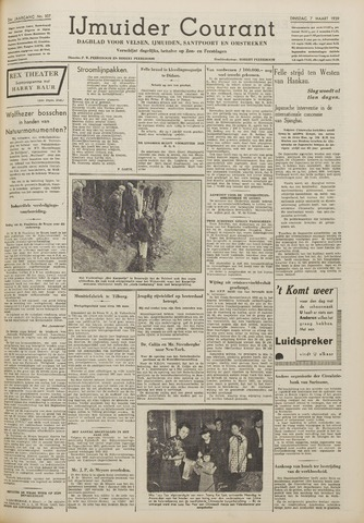 IJmuider Courant 1939-03-07