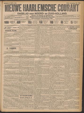 Nieuwe Haarlemsche Courant 1912-09-17
