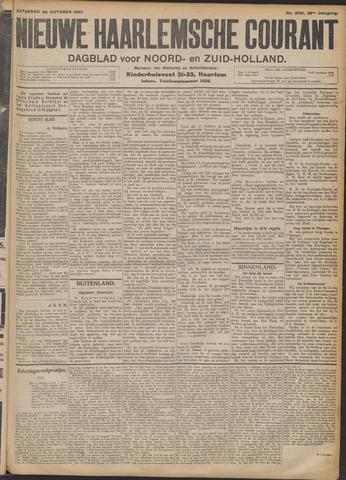 Nieuwe Haarlemsche Courant 1907-10-26