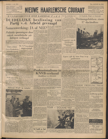 Nieuwe Haarlemsche Courant 1954-07-05