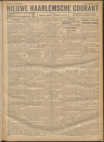 Nieuwe Haarlemsche Courant 1920-10-08