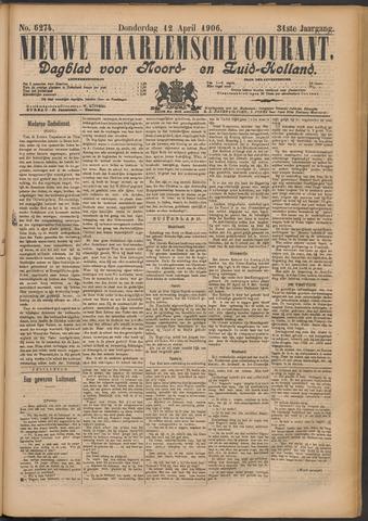 Nieuwe Haarlemsche Courant 1906-04-12