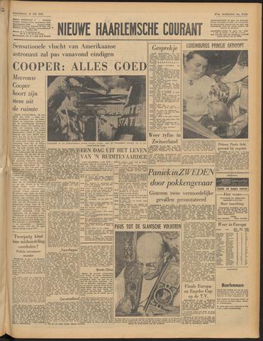 Nieuwe Haarlemsche Courant 1963-05-16