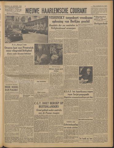 Nieuwe Haarlemsche Courant 1948-10-26