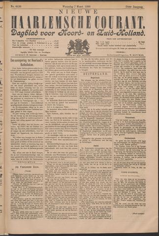 Nieuwe Haarlemsche Courant 1900-03-07