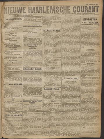 Nieuwe Haarlemsche Courant 1918-11-28