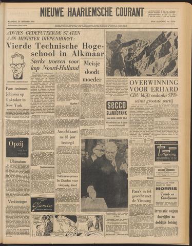 Nieuwe Haarlemsche Courant 1965-09-20