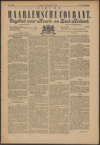 Nieuwe Haarlemsche Courant 1896-11-03