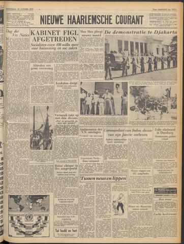 Nieuwe Haarlemsche Courant 1952-10-23