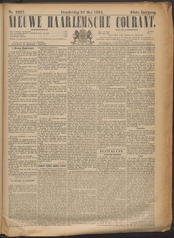 Nieuwe Haarlemsche Courant 1895-05-23
