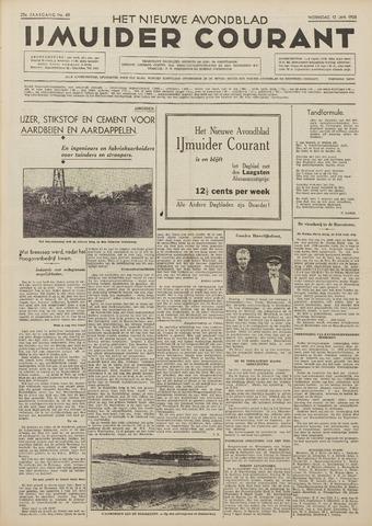 IJmuider Courant 1938-01-12