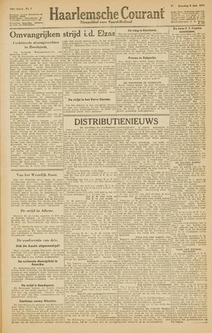 Haarlemsche Courant 1945-01-09