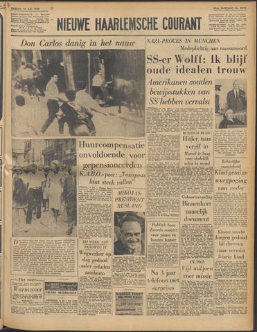 Nieuwe Haarlemsche Courant 1964-07-14