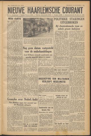 Nieuwe Haarlemsche Courant 1946-09-24