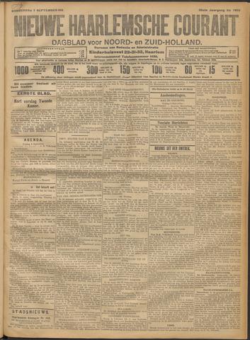 Nieuwe Haarlemsche Courant 1911-09-07
