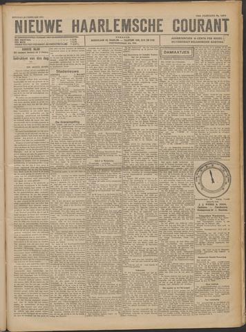 Nieuwe Haarlemsche Courant 1922-02-28