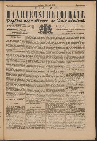 Nieuwe Haarlemsche Courant 1902-04-24
