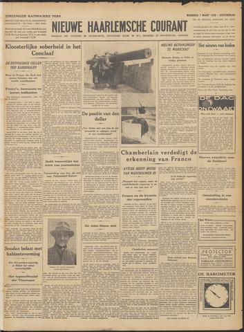 Nieuwe Haarlemsche Courant 1939-03-01