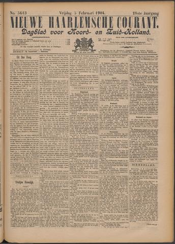 Nieuwe Haarlemsche Courant 1904-02-05
