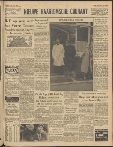 Nieuwe Haarlemsche Courant 1960-06-13