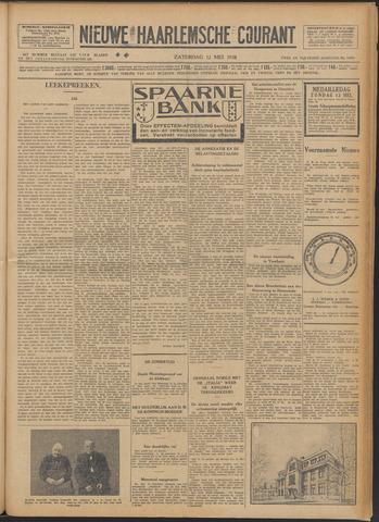 Nieuwe Haarlemsche Courant 1928-05-12