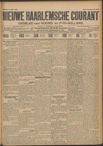 Nieuwe Haarlemsche Courant 1909-12-21