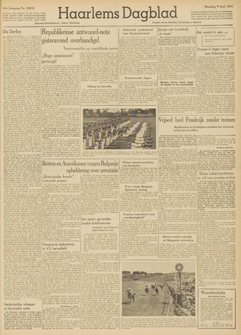 Haarlem's Dagblad 1947-06-09
