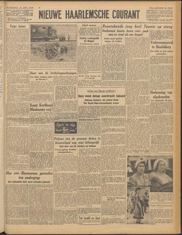 Nieuwe Haarlemsche Courant 1949-06-15
