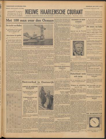 Nieuwe Haarlemsche Courant 1933-06-20