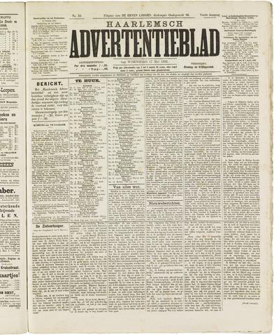 Haarlemsch Advertentieblad 1882-05-17