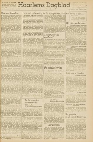 Haarlem's Dagblad 1945-09-21