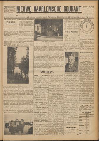 Nieuwe Haarlemsche Courant 1925-08-11