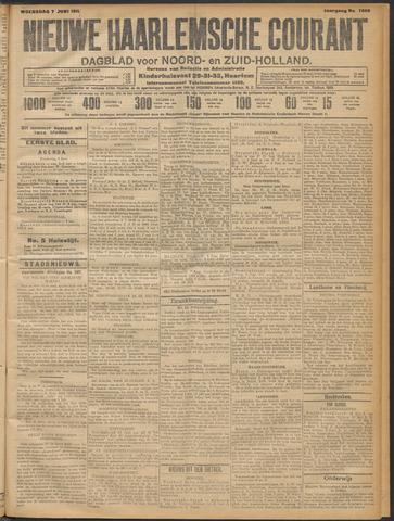 Nieuwe Haarlemsche Courant 1911-06-07