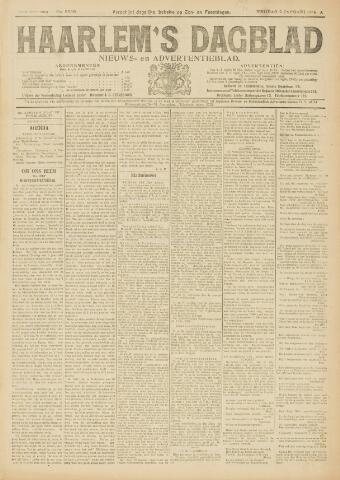 Haarlem's Dagblad 1914
